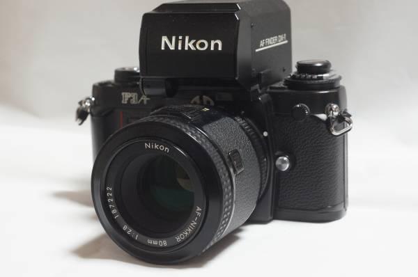 NIKON ニコン F3 AF 80mmf2.8 付