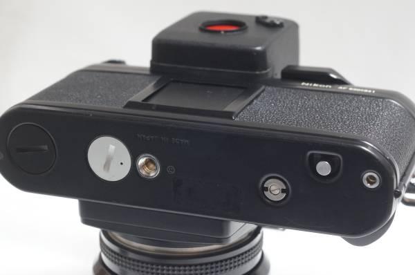 NIKON ニコン F3 AF 80mmf2.8 付_画像3