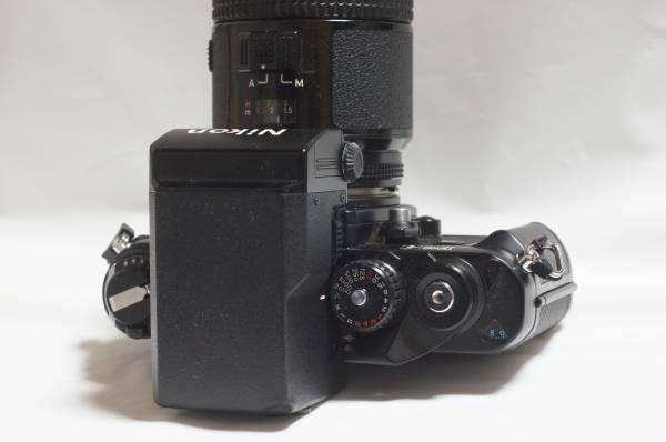 NIKON ニコン F3 AF 80mmf2.8 付_画像2