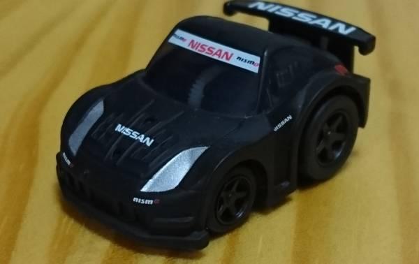 ちびっこチョロQ NO.34 フェアレディゼット レーシング(Z33) FAIRLADY Z RAICING(Z33) 黒