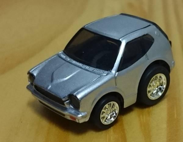 ちびっこチョロQ NO.39 ホンダ Z-GT HONDA Z-GT 銀_画像1