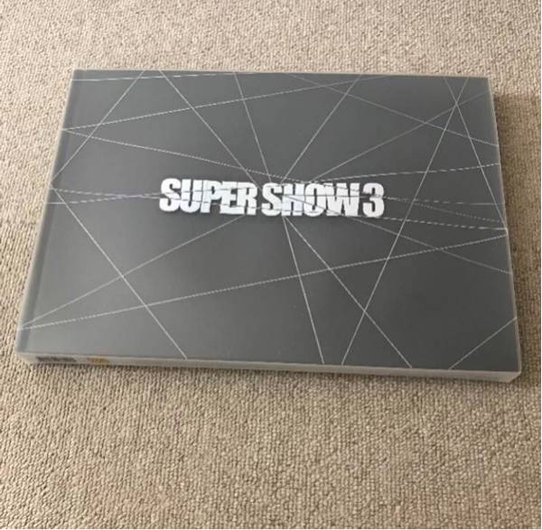 super Junior super show3 フォトブック