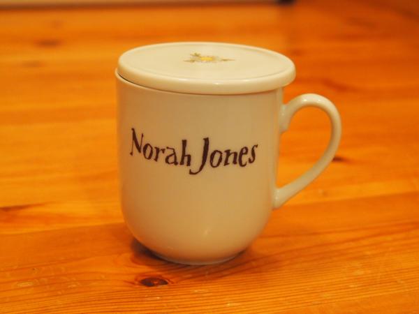 ノラ・ジョーンズ Norah Jones ティーカップTREE OF LIFE