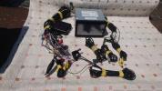 スズキ純正【パナソニック】 フルセグ メモリーナビ CN-R302ZA です。ハスラー、スペーシア、ワゴンR、ラパンショコラ、リアカメラ付き