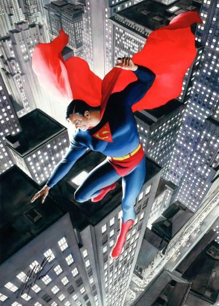 スーパーマン DCコミックス 限定 レア グッズの画像