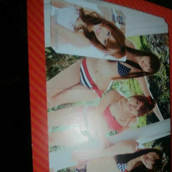 週刊少年チャンピオン☆応募者全員サービス☆AKB48☆ノースリーブス☆高橋みなみクオカード☆QUO ライブグッズの画像