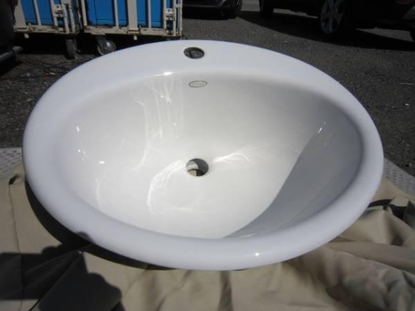 KOHLER ファーミントン オーバーカウンター型洗面器 K-2905-1 展示品 中古
