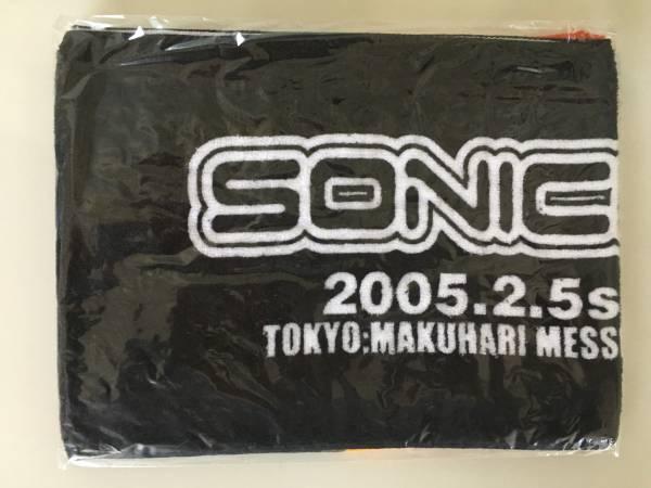 未開封☆未使用☆SONICMANIA 2005☆マフラータオル☆オフィシャル☆サマソニ☆タオル☆新品