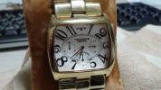 TECHNOS クロノグラフ 腕時計 テクノス TBM624