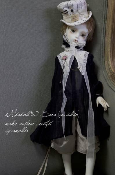 iMdadoll 5.2 Sara (cw skin) custom * camellia *