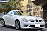 SLK350 AMG sport PKG V6-DOHC272PS 7 speed AT 4,5 point finest quality car spare inspection free service