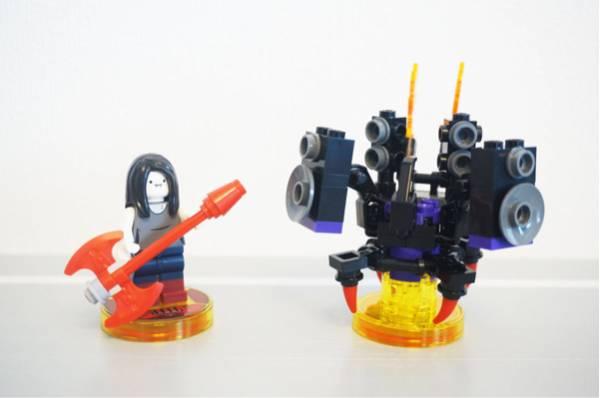 LEGO アドベンチャータイム マーセリン グッズの画像