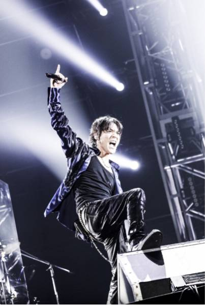 KYOSUKE HIMURO LEGEND OF DVD 限定 / 氷室京介 / CROSSOVER ・ LAST GIGS