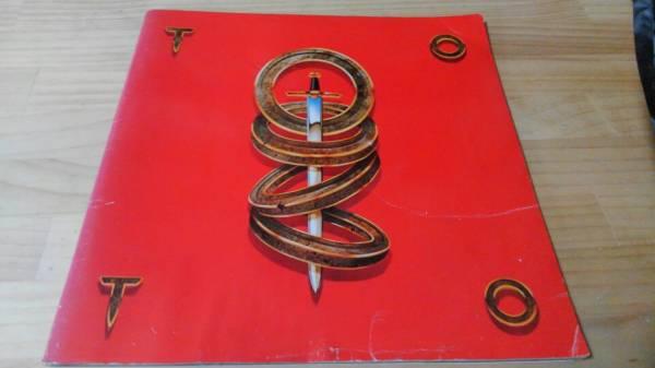 Toto ツアーパンフレット 1982
