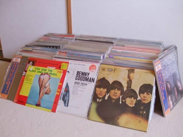 【LP まとめて】250枚以上 洋楽(ビートルズ+ソロ、Deep Purple、ビリージョエル等)ジャズ、クラシック 映画音楽、YMO等