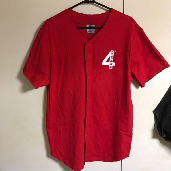 YG 4hunnid bompton Baseball shirt L