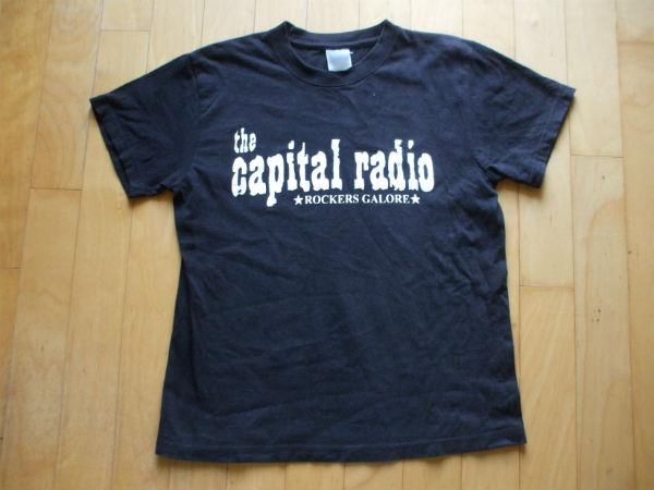 THE CAPITAL RADIO ROCKERS GALORE キャピトル レディオ Tシャツ the clash joe ska rude