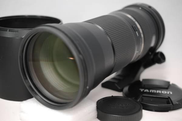 TAMRON タムロン SP 150-600mm F5-6.3 Di VC USD CANON キヤノン用 #402