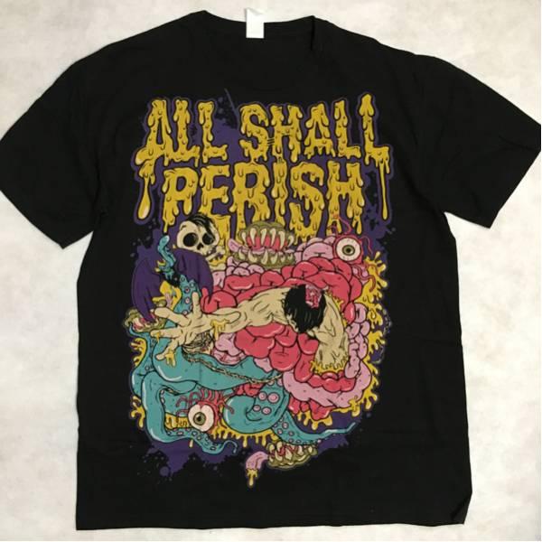 ALL SHALL PERISH Tシャツbeatdown Hatebreed Terror ハードコア メタル hardcore マーチ メタルコア デスコア スーサイドサイレンス