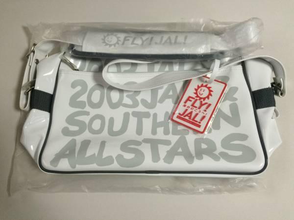 【サザンオールスターズ 】2003 JAL グッズ エナメルバッグ BAG *H23