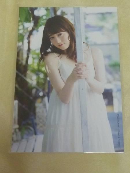 欅坂46⊿UTB+ vol.37 HMV限定特典 守屋茜 ポストカード あかねん