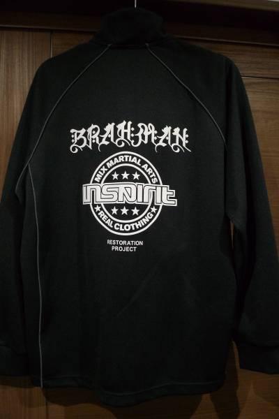 BRAHMAN×INSPIRITコラボジャージブラフマンインスピリッツTシャツ