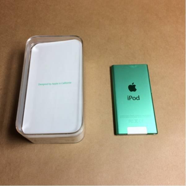 【未使用品】iPod nano 第7世代 グリーン 16GB 【アイポッド】_画像3