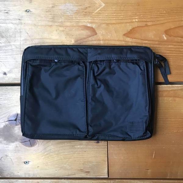 HEAD PORTER ヘッドポーター BLACK BEAUTY LAPTOP CASE / PCケース Macbook12インチ対応