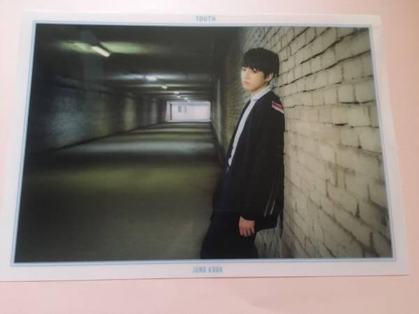 防弾少年団 BTS YOUTH ポスター ジョングク ③ ライブグッズの画像