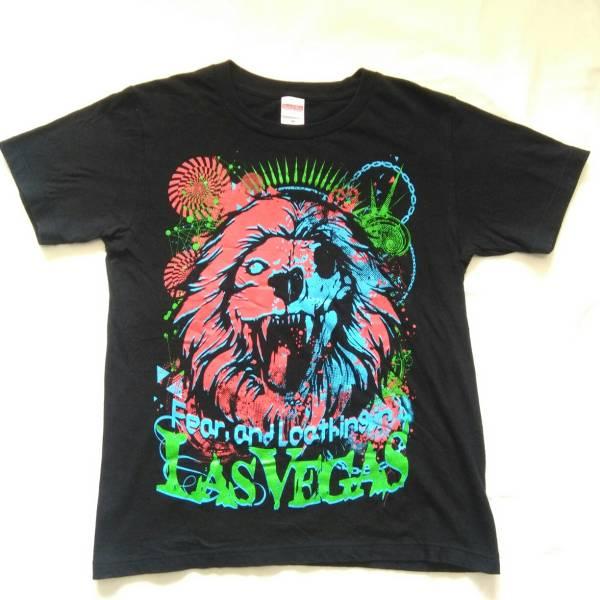 fear,and loathing in las vegas 2014年 バンドTシャツ M