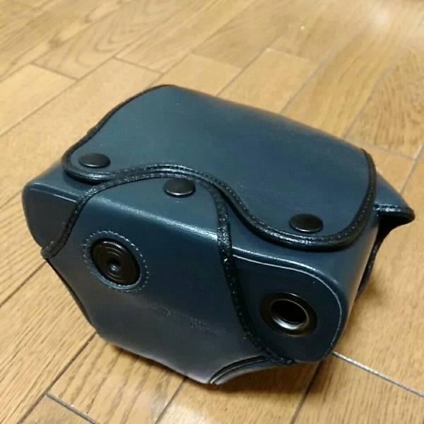 Contax 純正 スナップセットケース G2用カメラケース (G2 + Planar T* 35mm F2 G + TLA200 を収納できます。)ほぼ未使用らしいです。_画像3