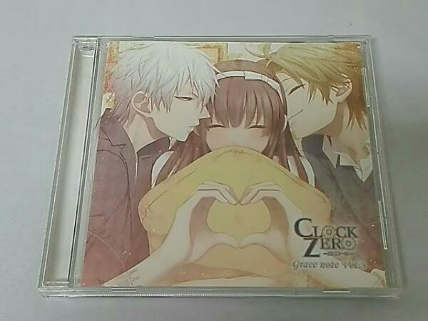 (ドラマCD) CLOCK ZERO~終焉の一秒~Grace note Vol.3 グッズの画像