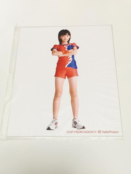 ℃-ute 鈴木愛理 四つ切りサイズ 写真 ハロプロスポーツフェスティバル 2006 ライブグッズの画像