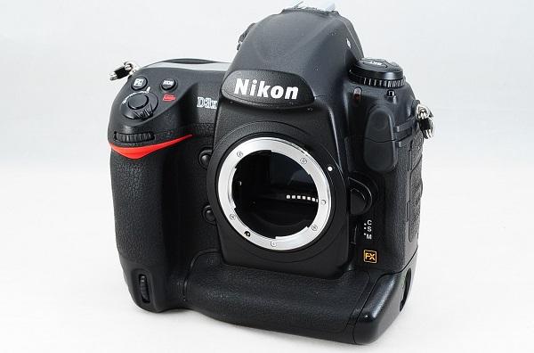 ★孤高のプロ仕様フルサイズ機★ニコン NIKON D3X 綺麗です