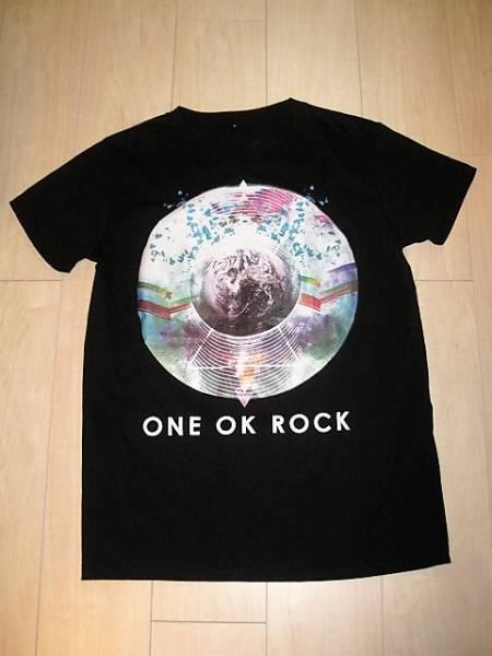 ONE OK ROCK  2015 ツアーTシャツ サイズM