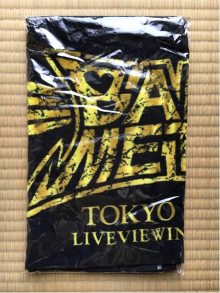 【超貴重!】世界限定1118枚! BABYMETAL ワールドツアー2016 東京ドーム メモリアル クラッシュロゴ ゴールド タオル 【GOLD】