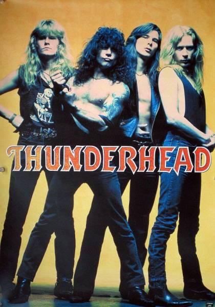 THUNDERHEAD サンダーヘッド B2ポスター (L01005)
