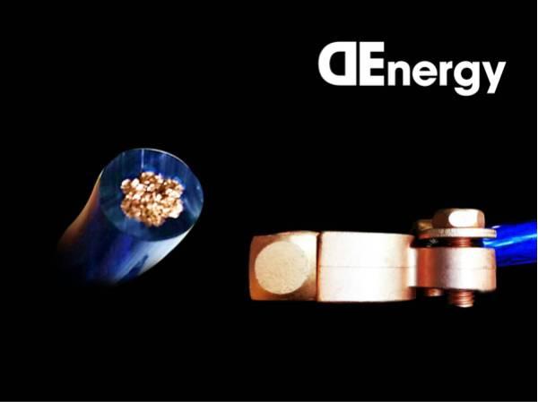 【エルフ/ELF】24V車 ハイパフォーマンスバッテリー用直列ケーブル Direct Energy_画像2