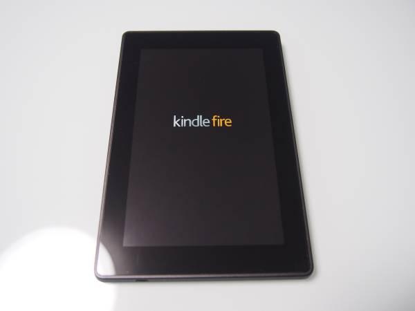 kindle fire HD 7inch 8GB 付属品完備 中古美品