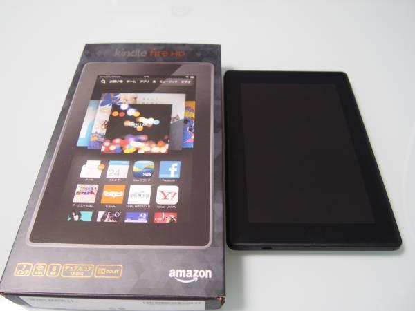 kindle fire HD 7inch 8GB 付属品完備 中古美品_画像3