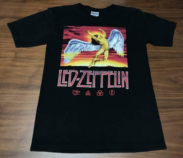 00年代 ビンテージ Led Zeppelin Tシャツ Sサイズ fear of god FOG supreme vetements nirvana ラフシモンズ メタリカ Metallica 登坂