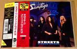 CD(国内盤)▲サヴァタージ/ストリーツ・ア・ロック・オペラ▲帯付!