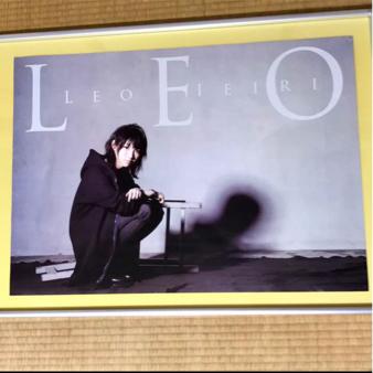 家入レオ【特大ポスター LEO 】1点限り 【送料無料】