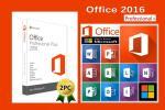【2PC認証用】Office2016 ProfessionalPlus プロダクトキー(エクセル・ワード等)●ダウンロード版●オンライン認証●認証保障●返金保証●