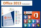 Office Professional Plus 2013正規 プロダクトキー(エクセル・ワード等)【ダウンロード版】オンライン認証☆認証保証☆返金保証