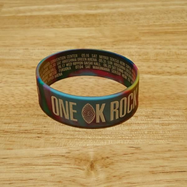 ■ONE OK ROCK ONE OK ROCK 2015 35XXXV JAPAN TOUR ラバーバンド ラババン■