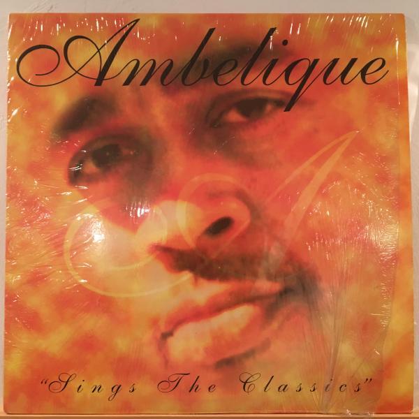 ★Ambelique/Sings The Classics★ISLEY BROTHERSカバー!_画像1