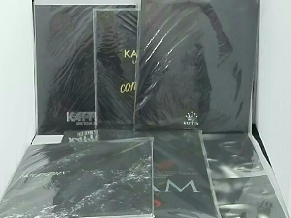 KAT-TUN DREAM BOYS パンフレット 6冊セット