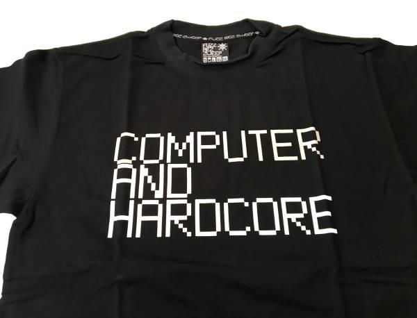 AA=(上田剛士)×FUZZ REZ ZWEEP)/ Tシャツ(デジタルフォントデザイン・B)【M】※別カラーもあり ※正規品・新品未使用