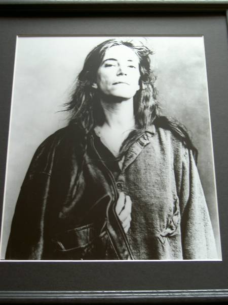 Patti Smith(パティ・スミス)-銀塩プリント-Photo by:Annie Leibovitz (撮影:アニー・リーボヴィッツ)
